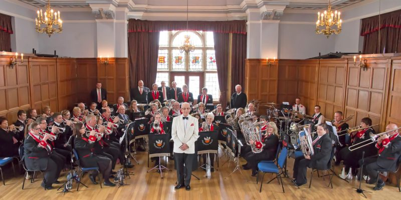 David Watson and 70 Years in Brass Banding Concert – April 2015