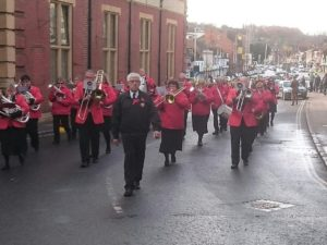 Marlborough Remembrance Service - November 2017