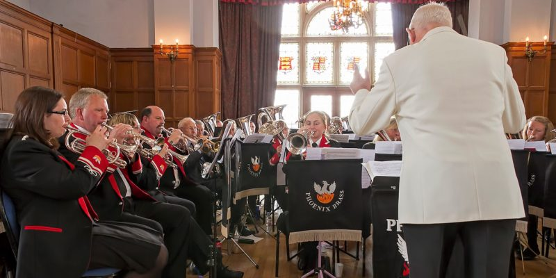 Band 25th Anniversary Dinner & Awards Evening – May 2018