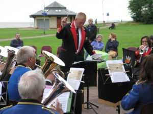 nthony Palmer at David Watson's 70th Celebration at Harwich