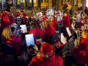 Marlborough Switch On Christmas Lights - December 2015