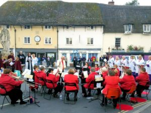 Pewsey Carnival Opening Service - September 2015