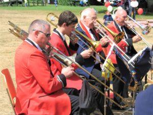 Trombones at Bowood