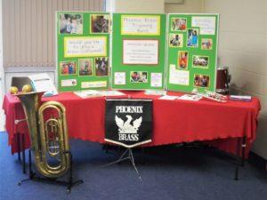 Training Band Display
