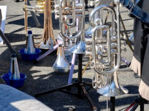 Cornets and Flugel Horn