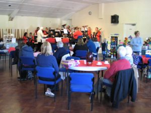 Coffee Morning at Burbage Village Hall