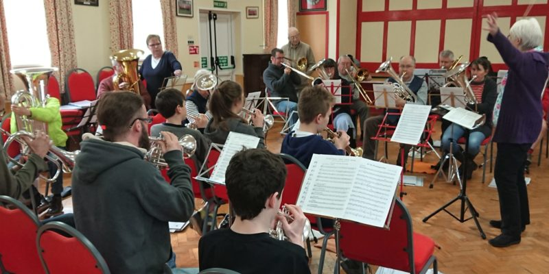 Phoenix Brass Training Band
