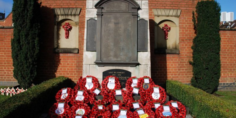Remembrance Sunday and Armistice Day 2019