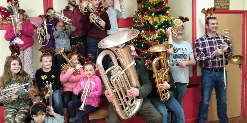Phoenix Brass Training Band