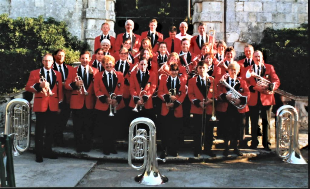 Band in Malta