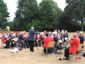 Phoenix Brass and Calne at Bowood