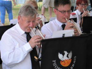 Jonathan & David from Ramsbury Band