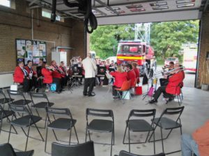 Pewsey Carnival Opening Service